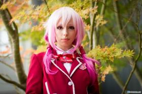 Inori Yuzuriha from Guilty Crown worn by mochi-snack