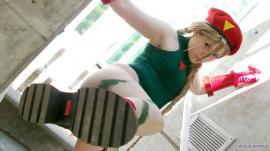 Cammy from Street Fighter IV worn by AngieRikku