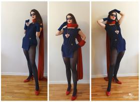 Lisa Lisa from Jojo's Bizarre Adventure  by Elysium Sans