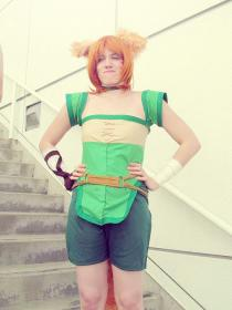 Lethe from Fire Emblem: Radiant Dawn