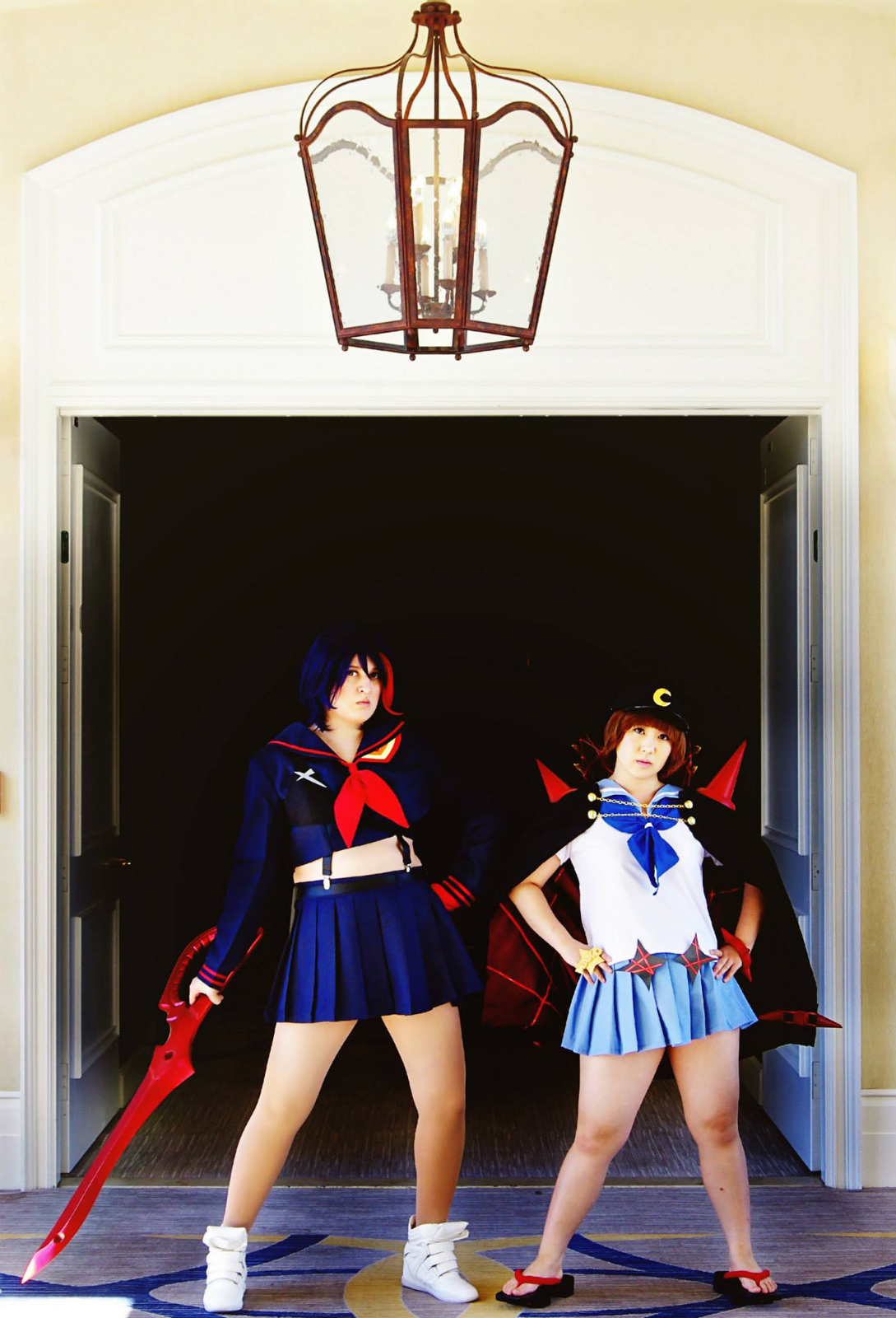 Newest Photo - Click for More Mako Mankanshoku Fight Club Cosplay