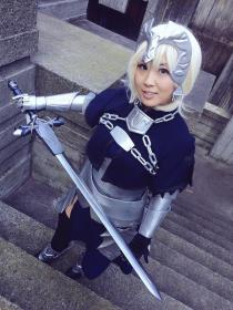 Joan of Arc from Fate/Apocrypha (Worn by ko-gil)