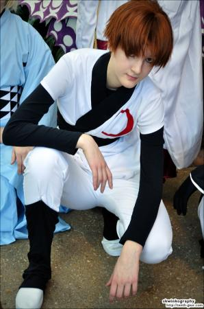 Syaoran from Tsubasa: Reservoir Chronicle (Worn by Kwippy)
