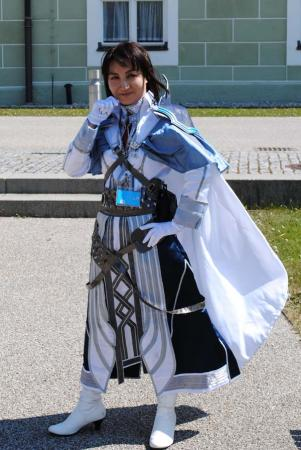 Cid Raines from Final Fantasy XIII worn by hokurin
