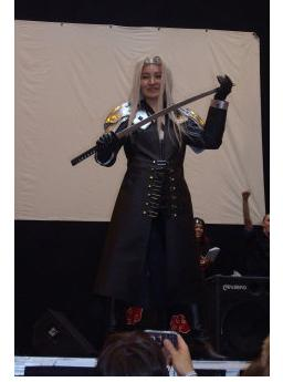 Sephiroth from Final Fantasy VII: Advent Children worn by hokurin