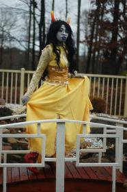 Vriska Serket from MS Paint Adventures / Homestuck worn by Thel Phenom