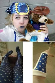 Johnny Joestar from Steel Ball Run worn by Pannon