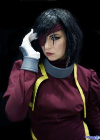 Hot Ice Hilda from Outlaw Star  by LadyStaba