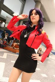 Misato Katsuragi from Neon Genesis Evangelion worn by LadyStaba