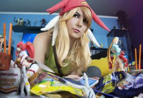Meow from Space Dandy worn by LadyStaba