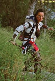 Connor Kenway from Assassin's Creed 3 by LadyStaba