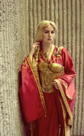 Cersei Lannister from Game of Thrones worn by LadyStaba