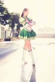 Eternal Sailor Jupiter from Sailor Moon Sailor Stars  by LadyStaba