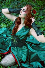 Poison Ivy from DC Comics worn by LadyStaba