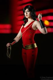Donna Troy from DC Comics worn by LadyStaba