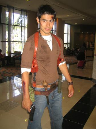 Nathan Drake from Uncharted 2: Among Thieves