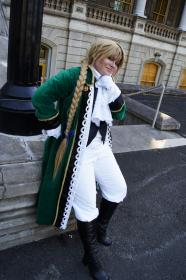 Jack Bezarius from Pandora Hearts worn by HS Cosplay