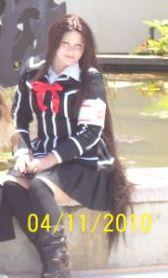 Yuuki Kuran from Vampire Knight worn by HS Cosplay