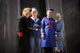 Denmark from Axis Powers Hetalia worn by HS Cosplay