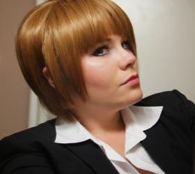 Akane Tsunemori from Psycho-Pass worn by HS Cosplay