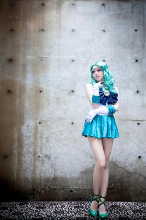 Sailor Neptune from Pretty Guardian Sailor Moon worn by fuyutsugu
