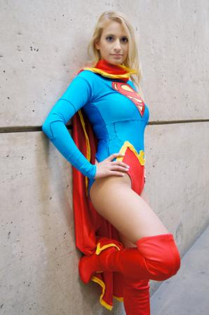 Supergirl from Supergirl worn by Cendrillon