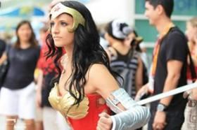 Wonder Woman from Wonder Woman worn by Cendrillon