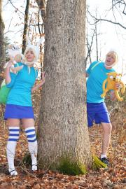 Fionna from Adventure Time with Finn and Jake worn by Emmacchi