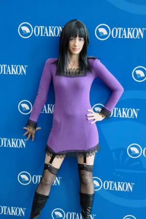 Nico Robin from One Piece worn by Emmacchi