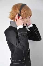Yosuke Hanamura from Persona 4 worn by Emmacchi