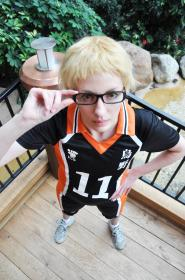 Tsukishima Kei from Haikyuu!! worn by Emmacchi