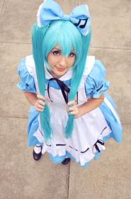 Hatsune Miku from Vocaloid worn by Emmacchi