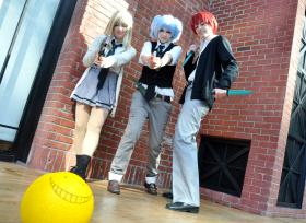 Karma Akabane from Assassination Classroom worn by Emmacchi