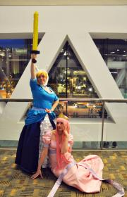 Princess Bubblegum from Adventure Time with Finn and Jake worn by Emmacchi