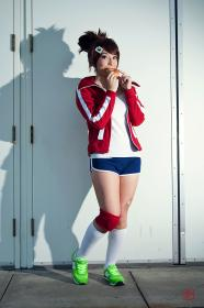 Aoi Asahina from Dangan Ronpa worn by Thia