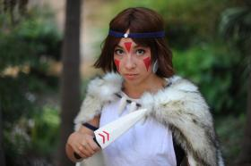 San from Princess Mononoke worn by Thia