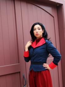 Asami Sato from Legend of Korra, The worn by Thia