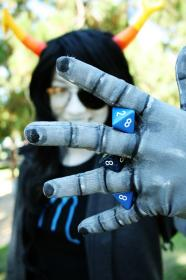Vriska Serket from MS Paint Adventures / Homestuck worn by Thia