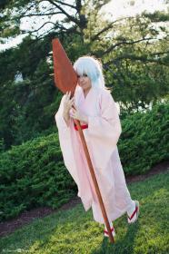 Botan from Yu Yu Hakusho worn by Katelyn Berry