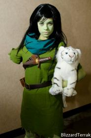 Shoko from Adventure Time with Finn and Jake worn by Araila
