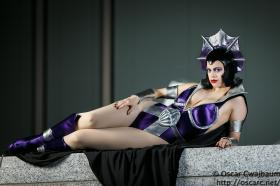 Evil-Lyn from He-Man, Masters of the Universe by Araila