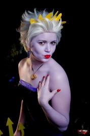 Ursula from Little Mermaid worn by donttouchmymilk