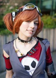 Gaige from Borderlands 2 worn by Paprika