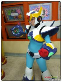 X from Mega Man X5 worn by Tea Mazaki