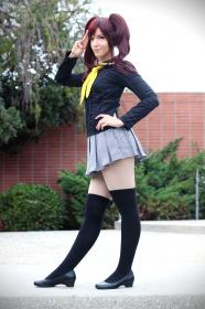 Rise Kujikawa from Persona 4  by Tenleid