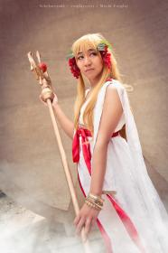 Scheherazade from Magi Labyrinth of Magic  by mishachu