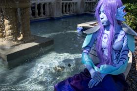 Undine from Tales of Symphonia  by Lexiipantz