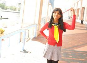 Yukiko Amagi from Persona 4 worn by Lexiipantz