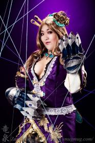 Zhang Chunhua from Dynasty Warriors 8
