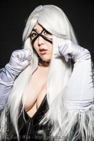 Black Cat from Marvel Comics worn by Sado